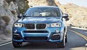 BMW M4 X40i : ça devient costaud !