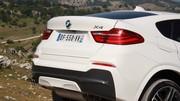 BMW X4: la version M40i surprise…