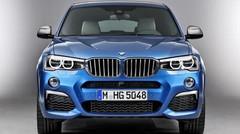 BMW X4 M40i 2016 : 360 chevaux pour le crossover