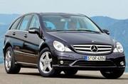 Essai Mercedes Classe R : A la recherche du succès