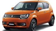 Suzuki dévoilera l'Ignis et sa configuration baroudeuse Trail en concept