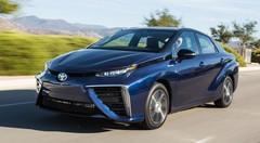 Essai Toyota Mirai : de l'eau dans le pot