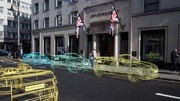 Land Rover Evoque Cabriolet : un fil de fer en filigrane