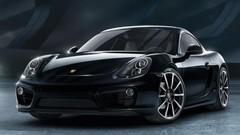La Porsche Cayman lance sa Black Edition