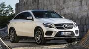 Essai Mercedes GLE Coupé 350d 4Matic Fascination : Chasseur de X6
