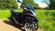 Essai Yamaha Tricity, pas seulement pour les motards