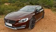 Essai Volvo V60 Cross Country : baroudeur nordique