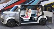 Nissan Teatro for Dayz Concept : maxi-connecté