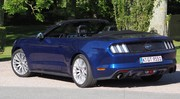Essai Ford Mustang Convertible 2.3 EcoBoost
