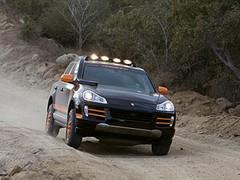Porsche Cayenne S Transsyberia : Cayenne façon RS