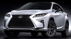 Prix Lexus RX 2016 : Le RX annonce l'addition