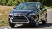 Lexus RX 2015 : les prix du nouveau RX 450h dévoilés
