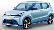 4 concepts Daihatsu à Tokyo