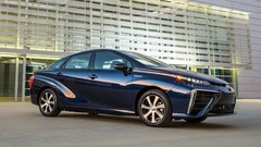 "La Toyota Mirai élue ""innovation automobile de la décennie"""