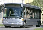 Démonstration du bus hybride éthanolé