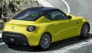 Toyota S-FR : Propulsion de poche