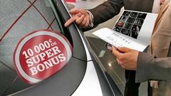 Bonus 2016 : 10.000 euros pour les véhicules Diesel de plus de 10 ans