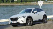 Essai Mazda CX-3 Skyactiv-D 105, un crossover attachant !