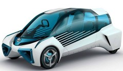 Toyota FCV Plus Concept : à l'hydrogène