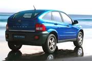Essai SsangYong Actyon A200 XDi 4WD - tout terrain