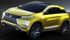 Mitsubishi eX Concept : un pas de plus vers le SUV électrique