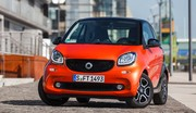Essai Smart ForTwo turbo DCT, la malicieuse !