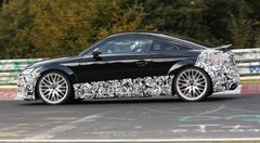 Scoop : La future Audi TT RS est déjà sur le Nürburgring