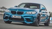 BMW M2 : Chaud devant et derrière
