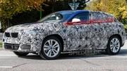 Futur BMW X2 : moins coupé que les X4 et X6