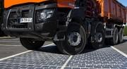 Colas invente le revêtement routier photovoltaïque
