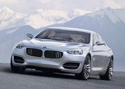 La BMW Concept CS : Une 4 portes taille basse ultrasportive