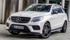 Mercedes GLE : avec le V6 biturbo de 367 chevaux