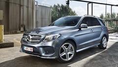 Mercedes GLE 250d : jeu d'écriture