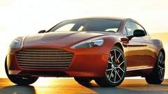 Aston Martin : la future Rapide électrique pourrait développer 1.000 ch !