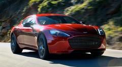 Une Aston Martin Rapide électrique en 2017 !