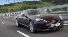 Future Aston Martin Rapide électrique : entre 800 et 1.000 ch !