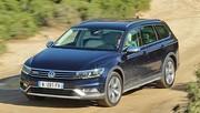 Essai Volkswagen Passat Alltrack 2015 : Alternative au Tiguan ?