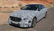 Mercedes Classe E 2016 : elle se prépare