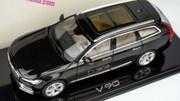 Le break Volvo V90 se montre en miniature