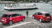 Essai Citroën C4 Picasso 1.2 PureTech 130 vs Ford C-Max 1.0 Ecoboost 125 : Guerre de trois
