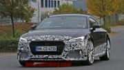 Audi TT RS (2016) : 4 ou 5 cylindres pour la plus bestiale des TT ?