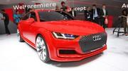 Audi investit dans l'usine hongroise de Gyor pour la future famille TT