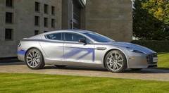 Aston Martin RapidE Concept : électrique !