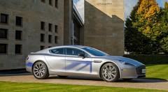 Aston Martin RapidE : le concept électrique d'Aston est là !