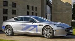 Aston Martin RapidE, l'électrique de super luxe