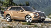 Bentley Bentayga : un turbo électrique pour la version Diesel