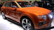 Bentley Bentayga Diesel : il aura la technologie e-turbo du futur SQ7