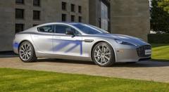 Aston Martin RapidE Concept : Berline 100% électrique