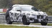 Maserati Levante : derniers essais avant la production