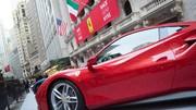 Ferrari fait son entrée en bourse à New York
